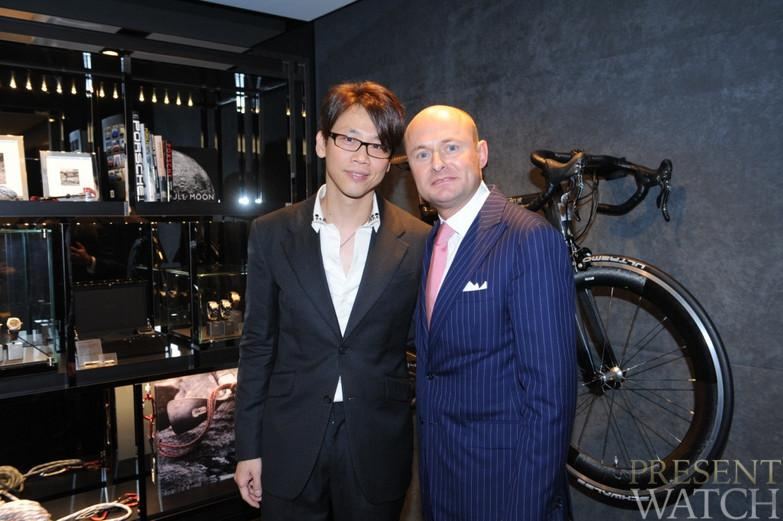 IWC Boutique Opening 035