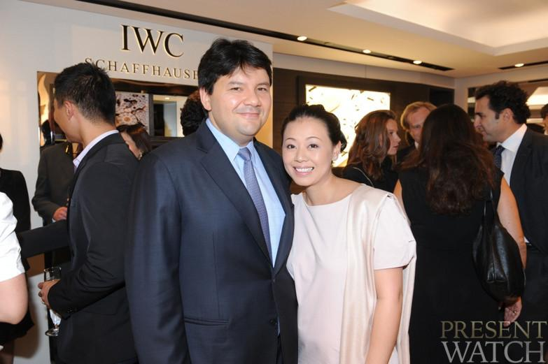 IWC Boutique Opening 036
