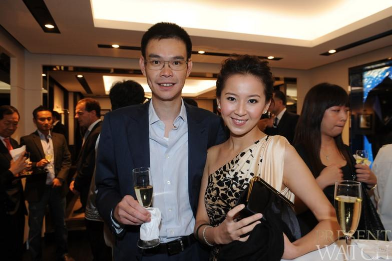 IWC Boutique Opening 037