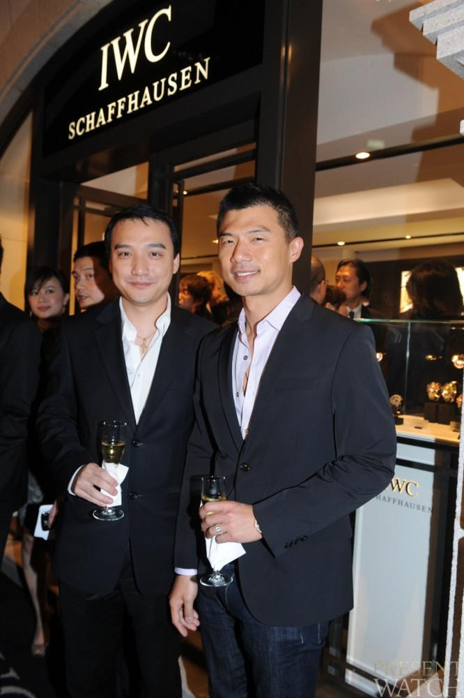 IWC Boutique Opening 041