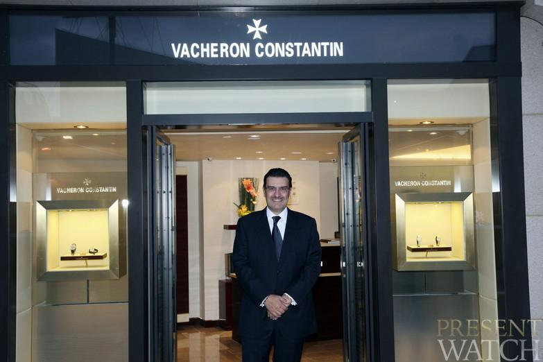 Vacheron Constantin Boutique at 1881 Heritage in HK