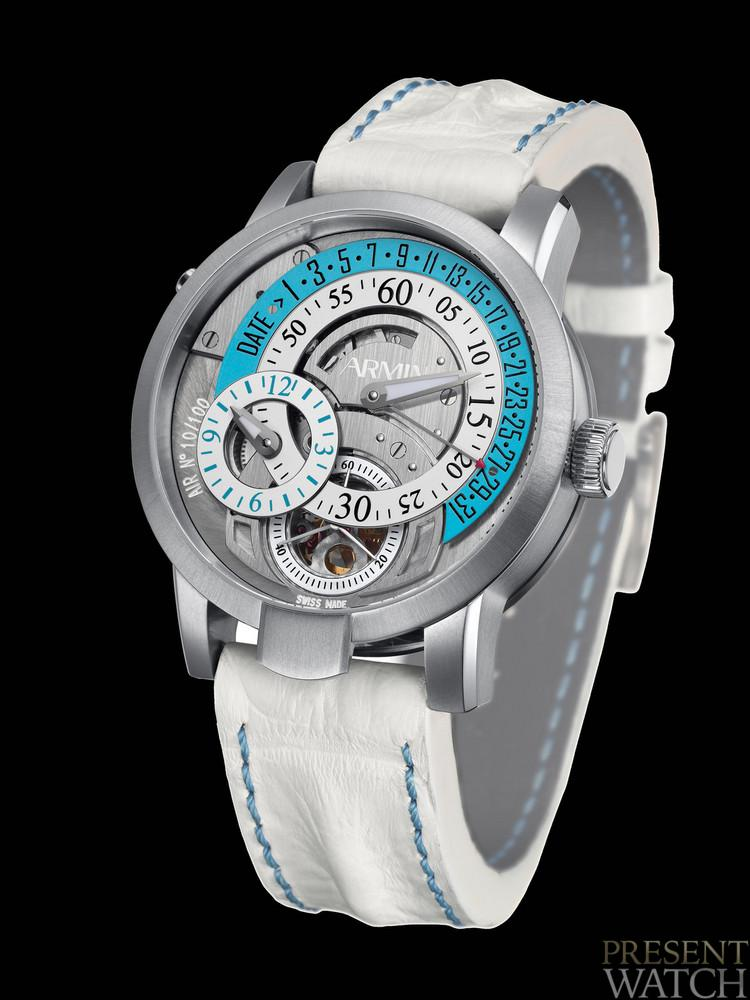 Armin Strom Regulator Collection 001