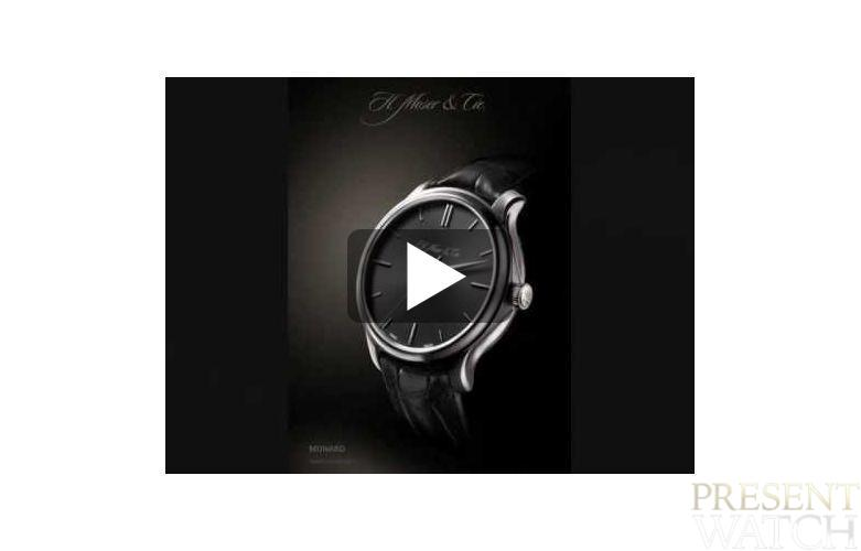 H. Moser & Cie video