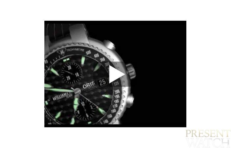 Oris Watches video