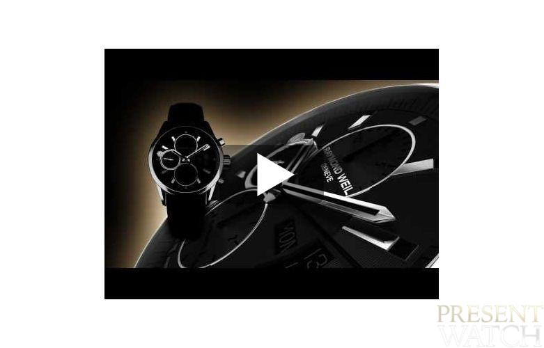Raymond Weil video