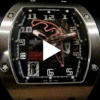Richard Mille video