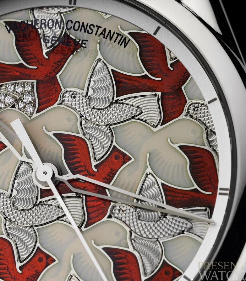 Only Watch 2011 Dove watch by Vacheron Constantin