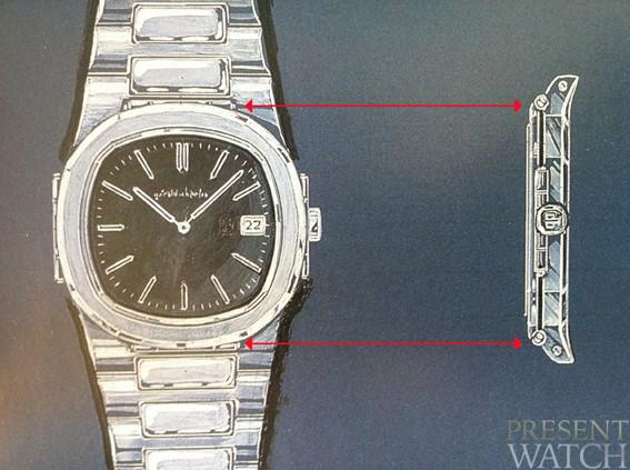 Nautilus and modern Patek Philippe wristwatches 2