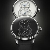 Grande Seconde Quantième by Jaquet Droz