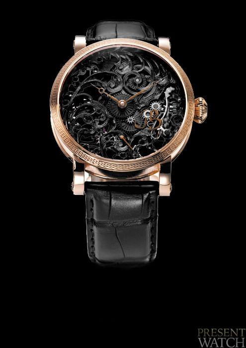 Blossom Black Tulip by GRIEB & BENZINGER