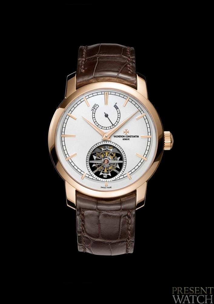 Patrimony Traditionnelle 14-day Tourbillon