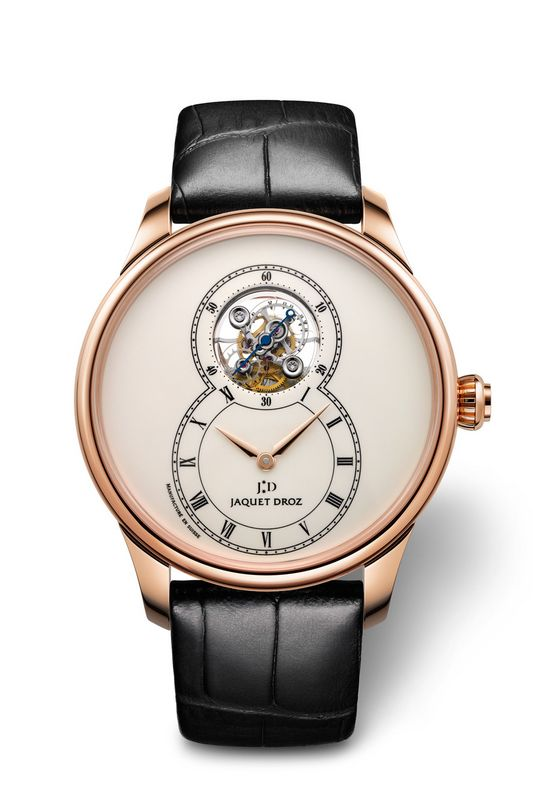 The New Jaquet Droz Tourbillon