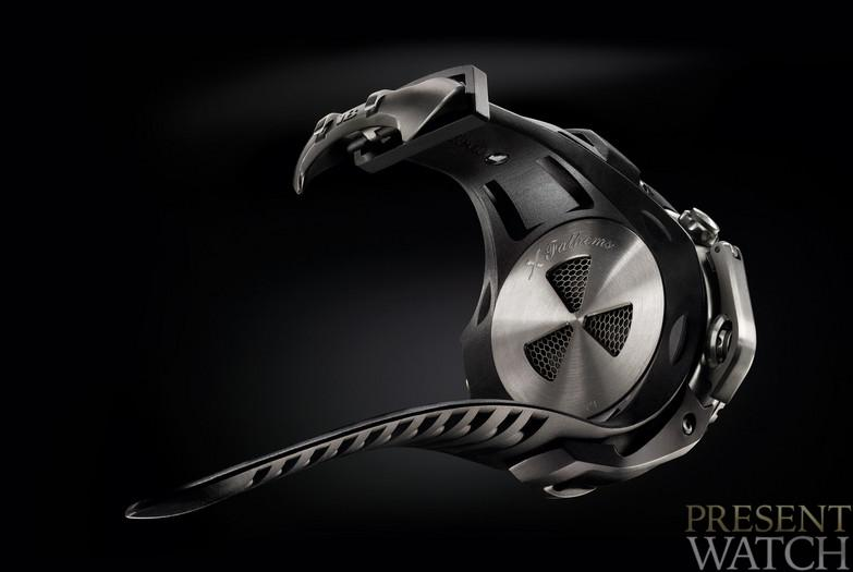 X FATHOMS 2012 by Blancpain