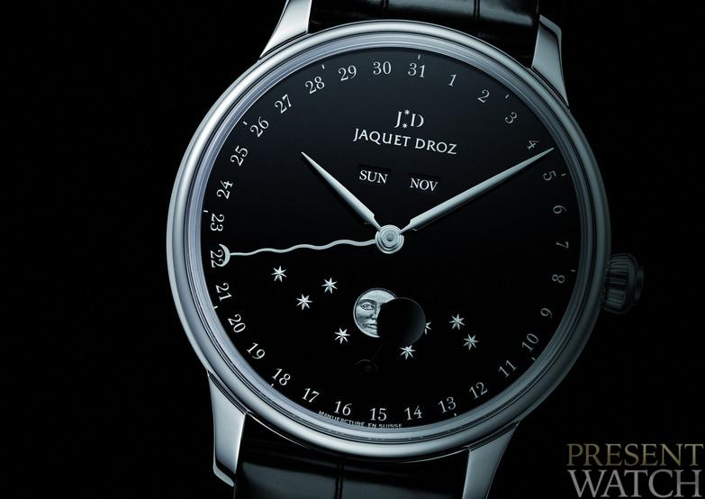 Eclipse Onyx by JAQUET DROZ