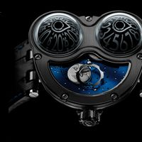 MOONMACHINE - MB&F Maximilian Büsser & Friends
