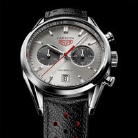 CARRERA - JACK HEUER 80th BIRTHDAY - TAG HEUER