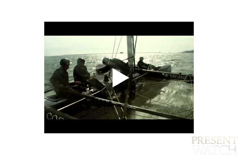 Corum Americas' Cup 2012 teaser video