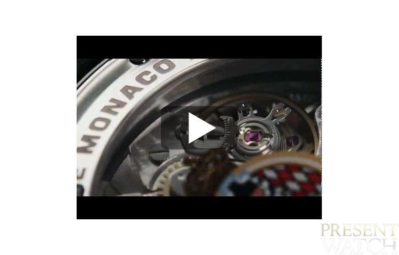 Chopard - Grand Prix de Monaco Historique Chronograph - Video