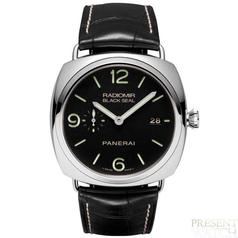 Panerai Radiomir Black Seal 3 Days Automatic Watch