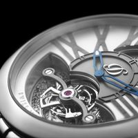 GRAND SHAR DBT TOURBILLON WATCH