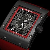 RM 016 BLACK NIGHT LIMITED EDITION - RICHARD MILLE