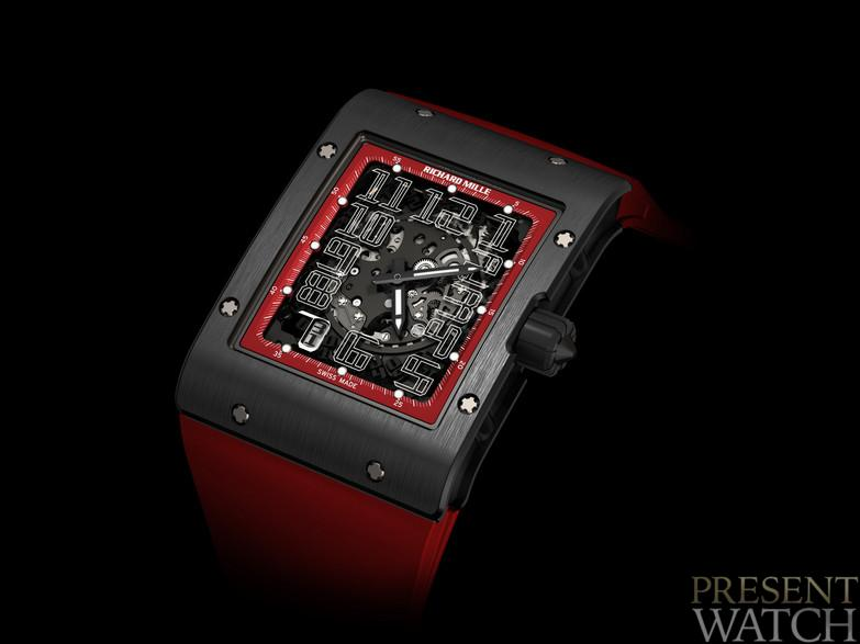 Richard Mille - RM 016 Black Night limited edition