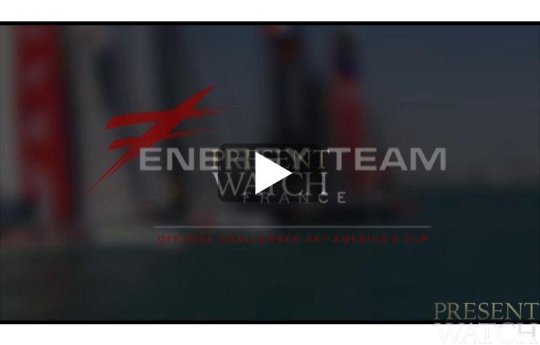 Energy Team confirms at America'a Cup