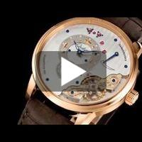 Glashütte Original - Collection 2012 - Video