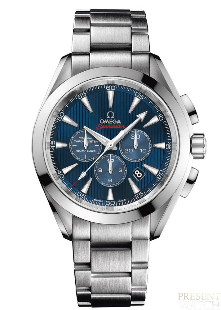 SEAMASTER AQUA TERRA 44 LONDON CHRONOGRAPH