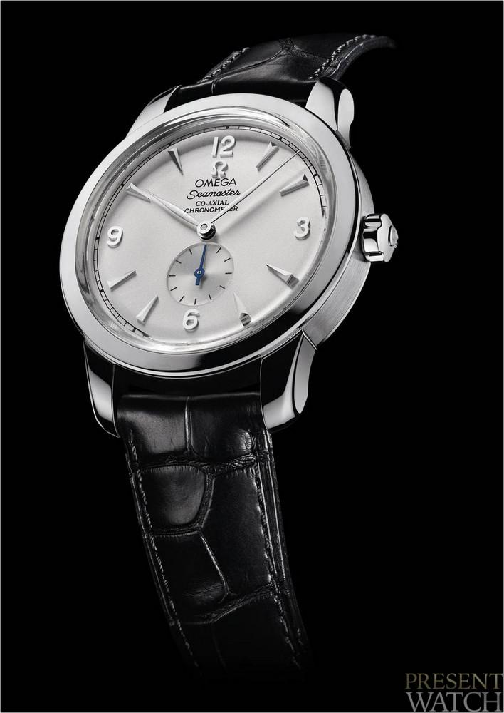 SEAMASTER 1948 CO AXIAL LONDON LIMITED EDITION