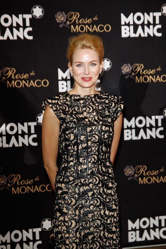 Naomi Watts and Montblanc