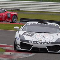 BLANCPAIN RACE WEEKEND SILVERSTONE