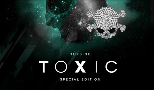 TURBINE TOXIC LIMITED EDITION
