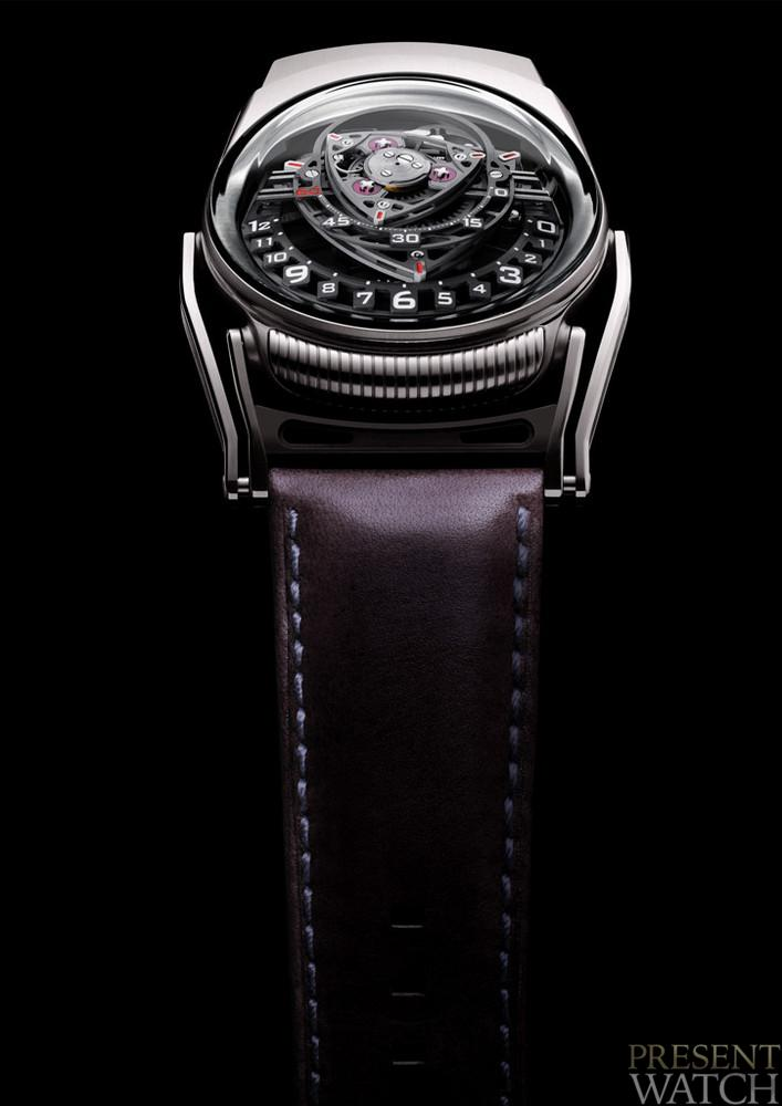 EXPERIMENT ZR012 WATCH