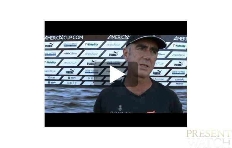 Interview of Loick Peyron
