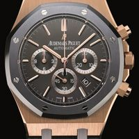 ROYAL OAK LEO MESSI PINK GOLD