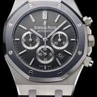 ROYAL OAK LEO MESSI STEEL