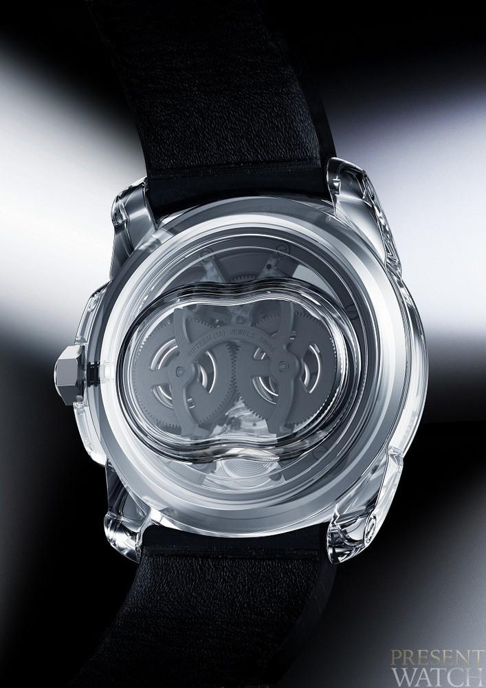ID TWO CONCEPT WATCH