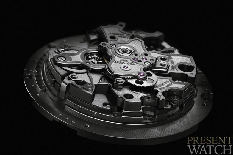 L-EVOLUTION SPLIT SECONDS FLYBACK CHRONOGRAPH