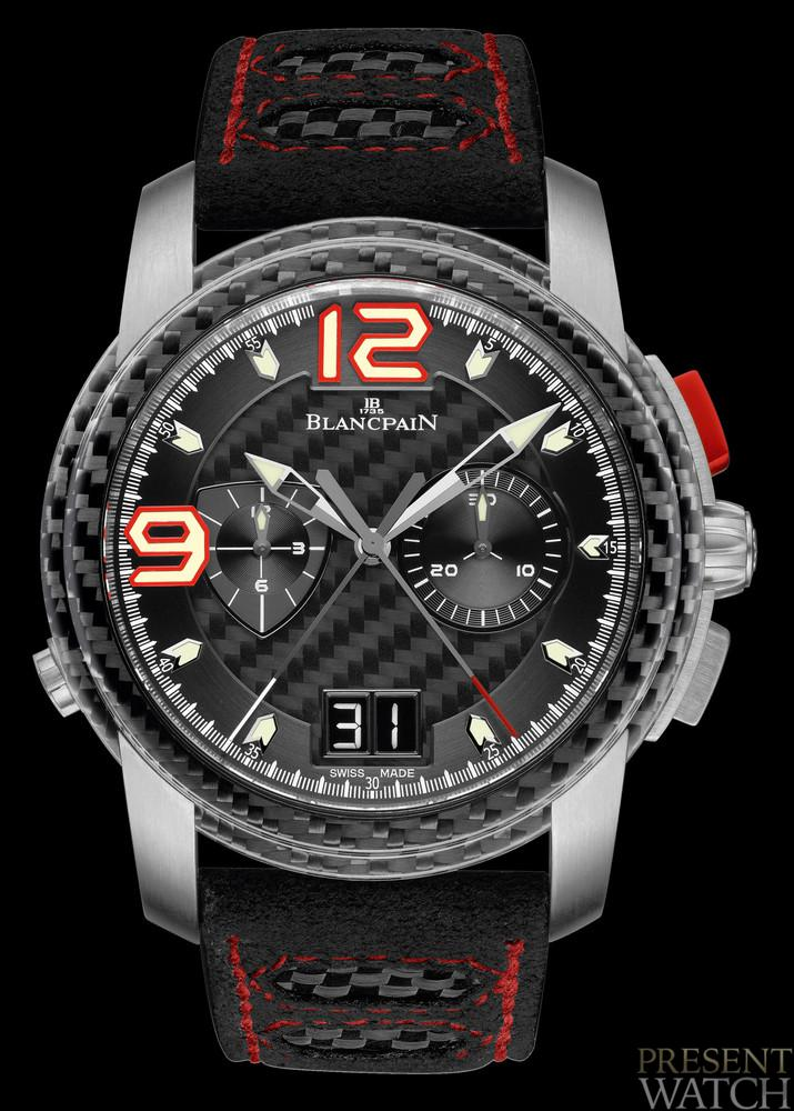 BLANCPAIN L-EVOLUTION CHRONOGRAPHE FLYBACK A RATTRAPANTE