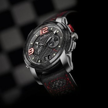 L-EVOLUTION CHRONOGRAPHE FLYBACK A RATTRAPANTE