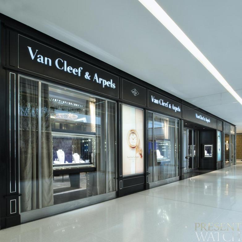 VAN CLEEF & ARPELS BOUTIQUE IN BRAZIL