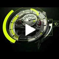 H1 HYDRO MECHANICAL WATCH VIDEO 3