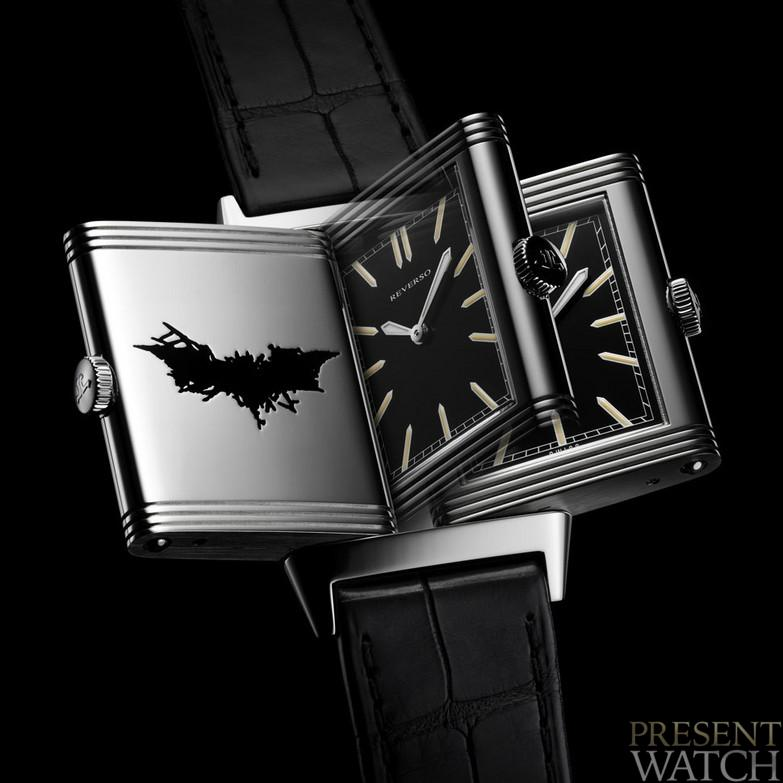 A REVERSO TO HONOR BATMAN