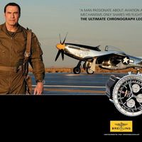 BREITLING AND JOHN TRAVOLTA