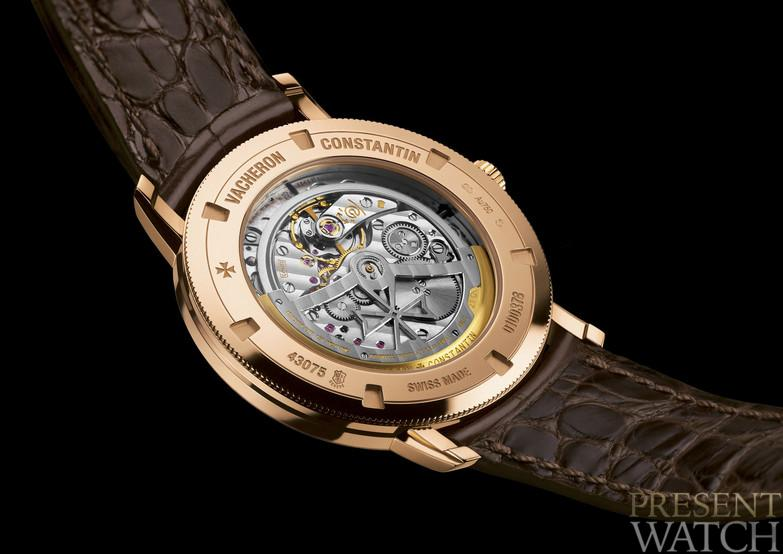 Patrimony Traditionnelle Self-Winding 2012