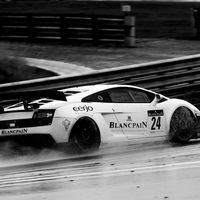 2012 Blancpain racing season