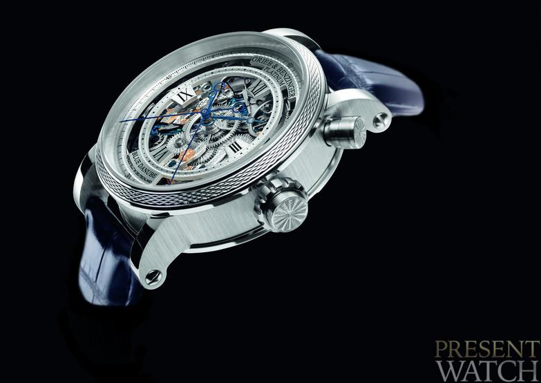 BLUE DANUBE by GRIEB & BENZINGER