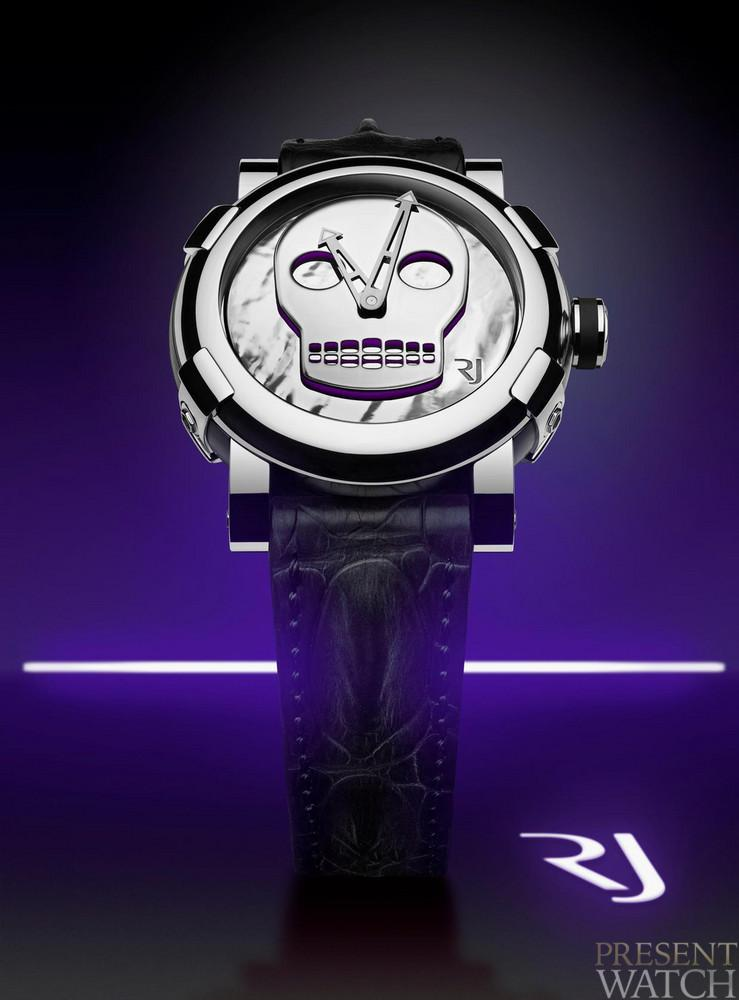 ROMAIN JEROME ART DNA - BY JOHN M ARMLEDER