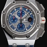 ROYAL OAK OFFSHORE CHRONOGRAPH PLATINUM